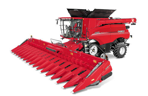 Комбайн Case IH Axial-Flow 8250