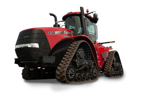 Трактор Case IH Quadtrac 450-600 л. с.