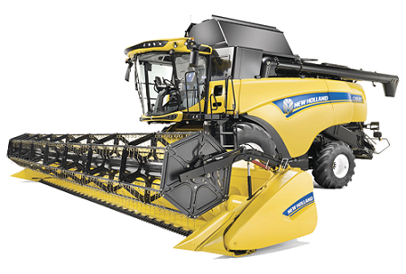 Комбайн New Holland серии CX